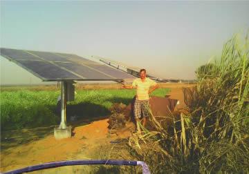 Maharashtra cabinet give nod for 1 lakh solar pumps
